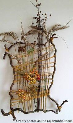 Tissage Végétal #2: vos réals ! - Jardinement Vôtre