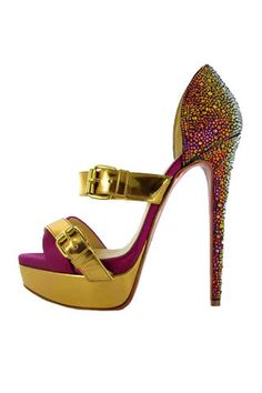 abfa49719214 Louboutin Ambers. Be still my beating heart ♥ Christian Louboutin Shoes