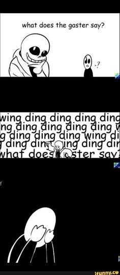 Undertale Gaster oh my god Sans < Gaster is dying from shame XD Undertale Gaster, Undertale Memes, Gaster Sans, Undertale Fanart, Sans Puns, Toby Fox, Underswap, Fan Art, Human Soul