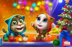 The Children Tom And Angela