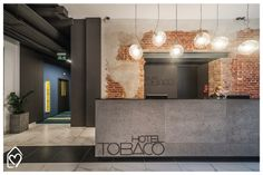 Hotel Tobaco #architecture #hotel #arquitetura #interiores #casadasamigas
