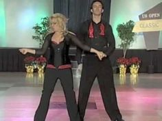 WEST COAST SWING - Jordan Frisbee & Tatiana Mollman  Etta James 2005 Baby What You Want Me To Do  tp://www.jordantatianaswing.com/dancevids/