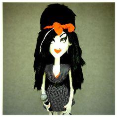 Felt Mistress x Amy Winehouse Foundation
