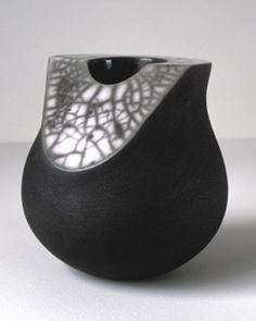 Ceramics by Emma Johnstone at Studiopottery.co.uk - Teardrop Segment, 2007.