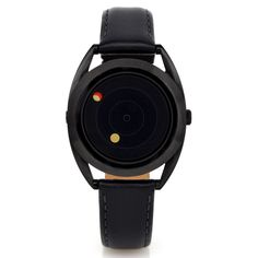 Mr Jones Watches of London has created Satellite, a limited-edition watch that tells time using coloured dots and a 24-hour mechanism.