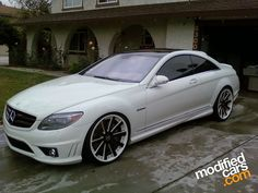 Modified Mercedes Benz CL63 AMG 2008 Picture