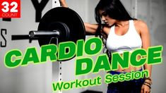 2020 Aerobic Cardio Dance Workout Session Vol. 1 You are in the right place abou Zumba, Cardio Dance, Water Aerobics Workout, Fitness Diet, Fitness Motivation, Workout Music, Workout Abs, I Gotta Feeling, Trampoline Workout