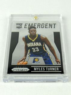 Myles Turner Indiana Pacers 2015-16