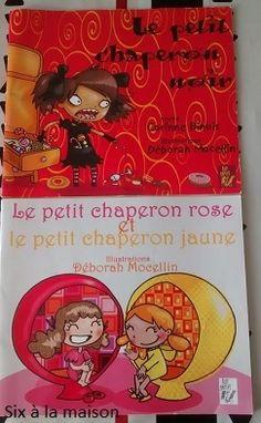Le Petit Chaperon Rose, Jaune et Noir