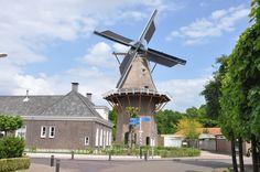 Molen van Fakkert in Hoonhorst. Photo: http://www.molens.nl/