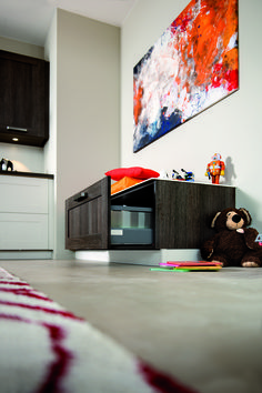 Schmidt Kitchens With A Pop Of Colour