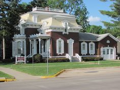 Harker House, Spirit Lake, Iowa