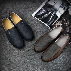 Men Large Size Old Beijing Style Casual Cloth Shoes - NewChic Mobile