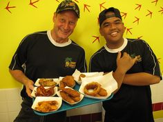 Just Wing It, Maui's First Chicken Wing Specialty Restaurant, New Maui Restaurant Review