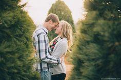 Caroline + Patrick | Christmas Tree Farm ::: Todd Pellowe Blog ::: Wedding Photographer ::: Louisville, Kentucky