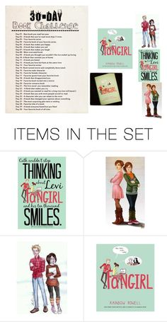 """30 Day Book Challenge - day 12"" by od-5sos-fangirl on Polyvore featuring art"