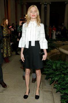 10 looks de 10 para Kate Bosworth durante la #NYFW