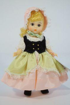 Bo-Peep Doll 483 Pretty Dolls, Beautiful Dolls, Storybook Nursery, Little Bo Peep, Madame Alexander Dolls, Art Dolls, Dolls Dolls, Dollhouse Dolls, Hello Dolly
