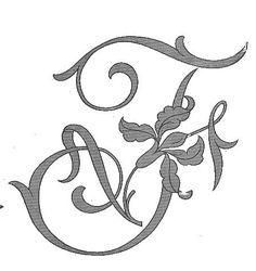 scanz 1 J Monogram