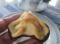 Napoleonshatte (Marcipanhatte) - Napoleon Hats - A Danish Cookie Recipe