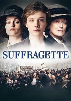 #Suffragette | Inspired by true events, a moving drama exploring the passion and heartbreak of the women who risked everything in their fight for equality in early 20th century Britain. The story centers on Maud, a working wife and mother whose life is forever changed when she is secretly recruited to join the U.K.'s growing suffragette movement. Galvanized by the outlaw fugitive Emmeline Pankhurst, Maud becomes an activist for the cause alongside women from all walks of life.