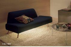 Line-Light LED21W ブラック | インテリア照明の通販 照明のライティングファクトリー
