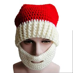 Duolaimi Hand-made Woven Wool Yarn Flanging Hat Parent-child Cap Christmas  Edge 38f12a250383