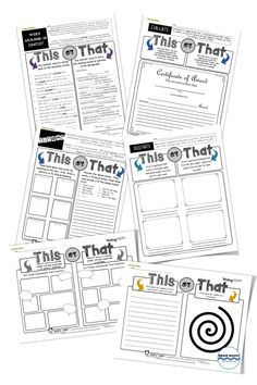 FREE handouts. How to build collaboration in the classroom - YOUR classroom!
