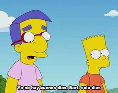 Memes Simpsons, Simpsons Frases, Simpsons Characters, The Simpsons, Fictional Characters, Simpson Tumblr, Kawaii Doodles, Stickers, Reaction Pictures