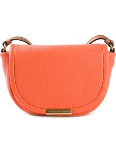 Shop Marc By Marc Jacobs 'Softy Saddle X-body' bag