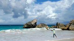 La plage de Bottom Beach, Barbade