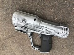 HALO Magnum Prop Weapon Bullpup Shotgun, Halo Cosplay, Space Pirate, Custom Guns, Thing 1, Cool Guns, Concealed Carry, Survival Gear, Larp