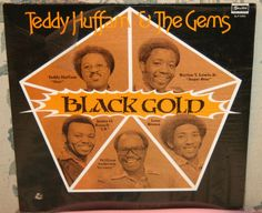 Teddy Huffman The Gems Black Gold 1978 Gospel Record SEALED LP   eBay