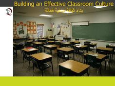 Classroom culture ppt  Key aspects in creating a strong teacher/student rapport. Ways to create positive relationships between you and your students within the first week of teaching.