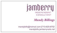 Just ordered my jamberry business cards from vistaprint im so jamberry nails sample cards google search reheart Images