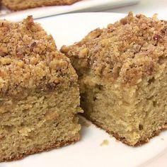Lausd Original Coffee Cake Recipe
