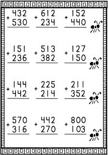 Subtraction Worksheets - With and Without Regrouping Math Division Worksheets, Math Addition Worksheets, Math Practice Worksheets, First Grade Math Worksheets, Printable Math Worksheets, School Worksheets, Math Exercises, Homeschool Math, Math For Kids