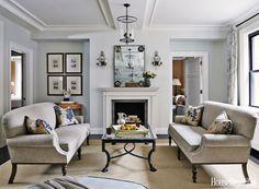 Allan Greenberg and Elissa Cullman Design a Federal-Style Mansion ...