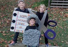 Rock Paper Scissors Costume                                                                                                                                                                                 More