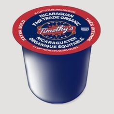Irish Cream Coffee K-Cup by Timothys - here at Keurig Canada. Coffee K Cups, Coffee Drinks, Coffee Coffee, Coffee Talk, German Chocolate, Chocolate Cake, K Cup Flavors, Best K Cups, Irish Cream Coffee