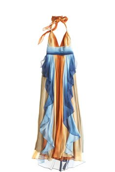 Magda Halter Dress. http://bit.ly/MagdaHltrDress I never travel without at least one fabulous dress for a special occasion. This dress makes my head spin! Gorgeous!