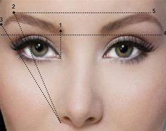 secretos de belleza para depilar las cejas