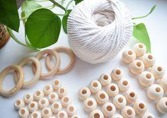 Wow picks! macrame kit, wood macrame beads, macrame beads, wood beads, macrame kit, macrame, macrame supplies, macrame pattern, macrame rings, beads at $9.99 Choose your wows. 🐕 #LargeBeads #WoodBeadKit #DiyMacrame #MacrameBeginner #WoodenBeads #MacramePatterns #MacrameKit #ModernMacrame #DiyMacrameKit #LargeHoleBeads Macrame Supplies, Macrame Projects, Macrame Rings, Wood Rack, Bead Kits, Large Hole Beads, Macrame Patterns, Unfinished Wood, Wooden Beads