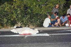 Balıkesir'de Trafik Kazası / 1Ölü