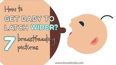 Your baby is not opening his mouth wide enough before breastfeeding latch because you are not supporting him properly. Before we start, you should determine what is the proper wider latch. Or to what extent…