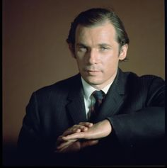 A photo of Glenn Gould by Don Hunstein | MTV