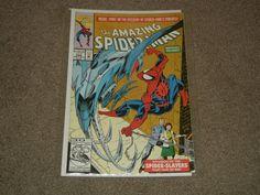 Marvel Comics THE AMAZING SPIDER-MAN #368 Spider-Slayers Part 1 Of 6 Nov. 1992