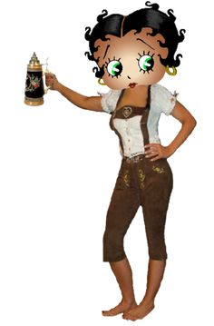 Betty Boop Let it Beer, Germany. This photo was uploaded by khunPaulsak