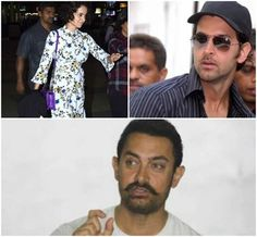 Aamir Khan is not supporting Kangana in her controversy with ex-lover Hrthik Roshan : MagnaMags