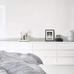 Good morning, sunny Saturday! #bedroom #stylizimohouse